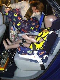 La seguridad infantil, una preocupación para Renault