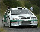 Skoda participará en todas las pruebas del Mundial de Rallies 2003