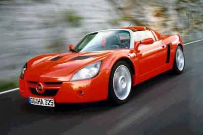 Contacto: Opel Speedster