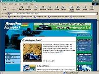 Sportal se asocia con el equipo Benetton