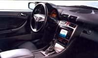 El Mercedes C Sportcoupé se presentará a finales de septiembre