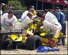 Sato participará en el Gran Premio de Mónaco