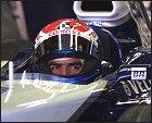 Gené sufre un accidente durante los entrenamientos en Silverstone