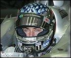Jean Alesi finaliza los tests para McLaren