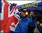 Burns, nuevo Campeón del Mundo de Rallies