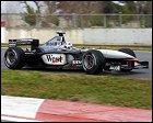 Coulthard consigue el mejor tiempo en Cataluña con el nuevo MP4/17