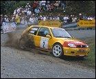 Solá puede obtener la victoria de F-3 en el Rally de la Vendimia