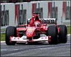 Ferrari llevará los tres F2002 al G.P. de Austria