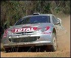 Gronholm lidera el Rally de Australia