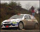 McRae abandona el Rally de Gran Bretaña
