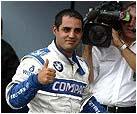 "Montoya obtiene la ""pole"" en Nürburgring"