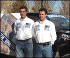La edición 2002 del Dakar cuenta con 38 inscritos españoles