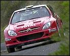 Jesús Puras domina el Rally Sanremo