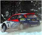 Sainz sube al podio en Suecia