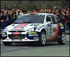 """Carlos Sainz, primero en el """"shakedown"""" del Rally San Remo"""