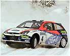 Sainz remonta posiciones en el Rally de Suecia
