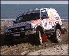 Un mecánico de Toyota muere en el Dakar tras un accidente