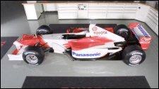Toyota ya es miembro de hecho de la Fórmula 1
