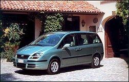 Fiat pone a la venta la nueva generación del Ulysse