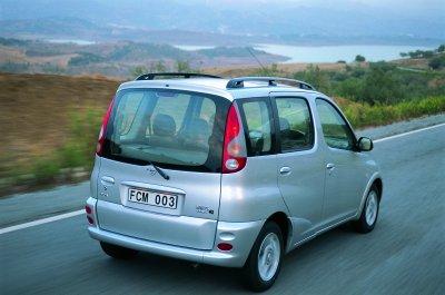 Contacto: Toyota Yaris Verso 1.5. VVT-i