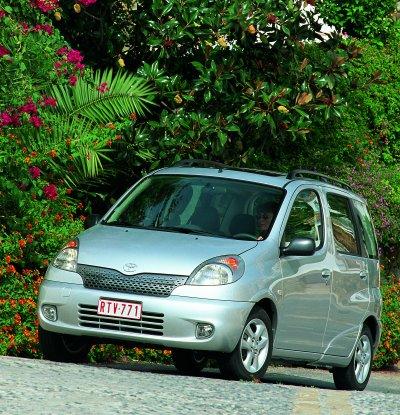 Toyota Yaris Verso. 1.5. VVT-i