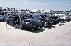 Anfac pide más facilidades para retirar los coches usados