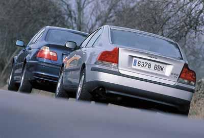 BMW 320i / Volvo S60 2.4 Optima