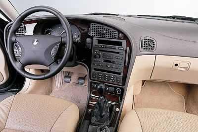 Saab 9-5 Aero 2.3 SW / Volvo V70 T5 Óptima