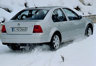 Llega el VW Bora 4 Motion