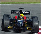Minardi explica su ausencia en la parrilla de salida del Circuit