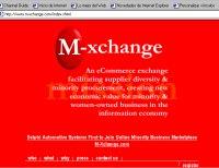 Delphi se une a M-Xchange,  una web para la industria automotriz