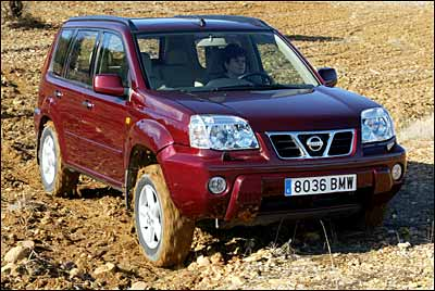 Nissan X-Trail 2.0i 16v Elegance