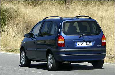 Opel Zafira 2.2 DTI 125 CV Elegance